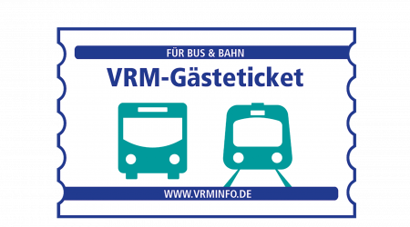 VRM-Gästeticket kostenfrei